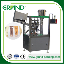 Full Automatic Vertical Cosmetics Cream Plastic Soft Tube Filling Sealing Machine